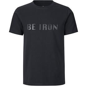 Fe226 Be Iron Koszulka, czarny
